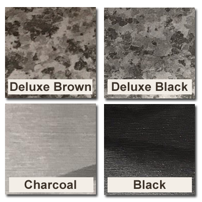 metal shingle colors